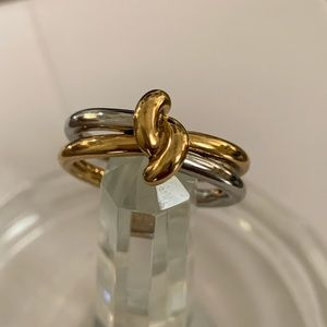 Ann Taylor Jewelry - Ann Taylor Beautiful nut  rings
